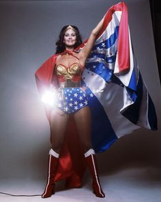 Lynda Carter as Wonder Woman, 1975 - 1979