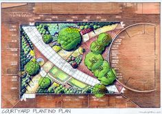 Urban School Landscape CT, Brownfield Industrial Tree Screening Planting   MVR LG Portfolio