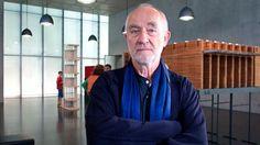 Der Schweizer Architekt Peter Zumthor im Kunsthaus Bregenz (Archivbild von 2007)