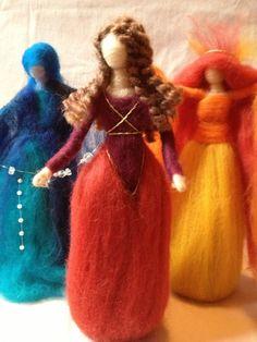 Divine Doll Goddess 'Demeter' by TantricTotems on Etsy, $60.00