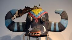 Un masque hopi restitué à sa tribu