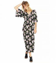 Forever 21 Goddess Floral Maxi Dress ($28)