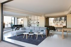 The clients, a Norwegian couple with a very big family of children and grandchildren, were searching for a property, a second residence in Barcelona. They..