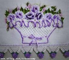 panos de prato com croche ile ilgili görsel sonucu