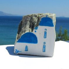 Original Rock Art Handpainted Stones OOAK by OriginalArtObjects