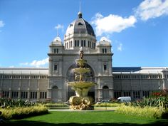 Royal Exhibition Building Melbourne Australia We really should be busy. Having said that we have our offices in Melbourne Australia so let us spread the joy - http://www.rankwell.com.au/adwords