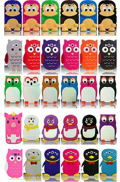 For Samsung Galaxy S3 III i9300 i747 Cover 3D Silicone Soft Rubber Phone Case