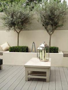 22 Μινιμαλιστικές Ιδέες Διακόσμησης για την ταράτσα και τη βεράντα σας | Σπίτι και κήπος διακόσμηση