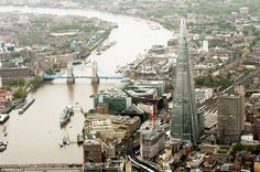 The Shard, London  Iconic: The building was inaugurated by the prime minister of Qatar, Hamad Bin Jassim Bin Jabor Al Thani, and the Duke of York