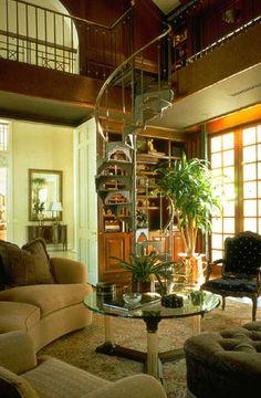spiral staircase.....