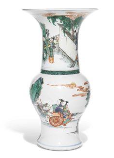 Drilled Less Expensive A Pair Large And Rare Kangxi Imari Porcelain Gu Vase Lamps