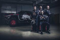 Sébastien Loeb, Cyril Despres, Carlos Sainz, Stéphane Peterhansel