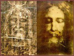 SANTO SUDÁRIO - O manto de Jesus Cristo