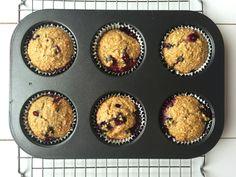 babeczki bez jajek, muffiny bezglutenowe, babeczki bezglutenowe, zdrowe muffiny, muffiny bez mąki, muffiny bez cukru, babeczki bez cukru, breakfast muffins, sugar-free muffins, egg-free muffins, oatmeal muffins,