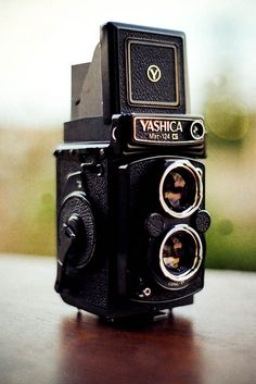 Yashica Mat 124G by Marco™ [since '987], via Flickr