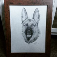 Completed in its frame :)