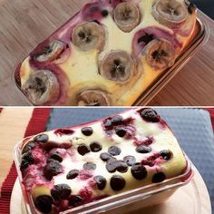Süchtig nach Quarkauflauf (Low Carb) – Mit nur 4 Zutaten Addicted to Quark Casserole (Low Carb) – With only 4 ingredients Low Carb Sweets, Low Carb Desserts, Healthy Desserts, Low Carb Recipes, Dessert Recipes, Healthy Recipes, Law Carb, Protein Foods, Smoothie Recipes