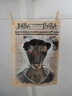 Área Visual - Blog de Arte y Diseño: Las ilustraciones de Silvia Noire