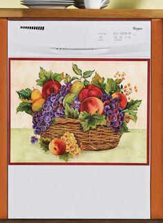 Fruit Basket Magnet Zoom In