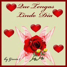Imagen de amor con movimiento corazones y una rosa hermosa para dedicar en horas del día a tu pareja descargalo gratis. Que tengas lindo día Suscríbete Si te gustaron las Imágenes de Amor que...