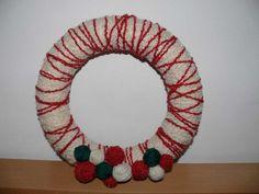simple x-mass wreath