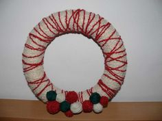 simple x-mass wreath