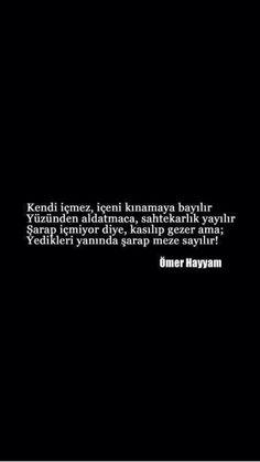 Ömer Hayyam. Rubai.