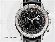 TIMEKEEPING 101: HOW TO READ A BEZEL - SLIDE-RULE-BEZEL - GEAR-PATROL
