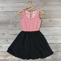 Darts & Dashes Dress - Spool No. Country Dresses, Country Outfits, Summer Outfits, Cute Outfits, Get Glam, Country Casual, Tiered Skirts, Cool Style, My Style