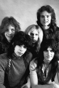 Aerosmith when they were like, 12