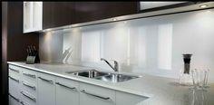Küche wandpaneele glas  Lustrolite Kitchen Panels | Pinterest