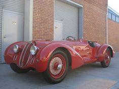 Appennine 3.9 (Alfa Romeo Recreation) of 8C 2.9 Touring Spyder