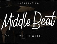 "Check out new work on my @Behance portfolio: ""Middle Beat"" http://be.net/gallery/50462683/Middle-Beat"