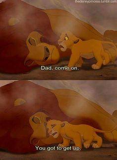 Saddest moment in my childhood