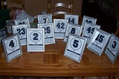 Centerpiece ideas and favors... New York Yankees baseball theme wedding « Weddingbee Boards