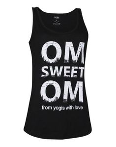 organic cotton yoga top by OGNX