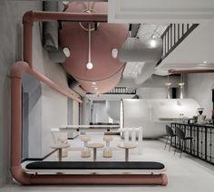 Ideas Lab Offices Shanghai - X+Living