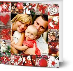 Kerstkaarten met foto Benelux - kerstkaarten maken bij Optimalprint Nederland & België