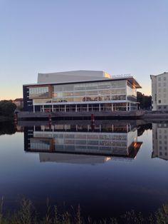 Karlstad CCC Sweden, Opera House, Building, Travel, Viajes, Buildings, Destinations, Traveling, Trips