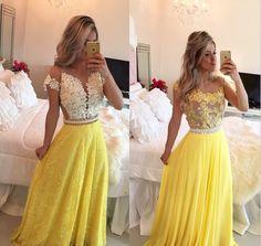 vestidos longos de festa - Pesquisa Google