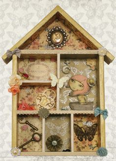 The Stunning New Santoro Mirabelle Paper Craft Collection from Trimcraft