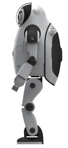 Kibo robot from the Korean Center for Intelligent Robots