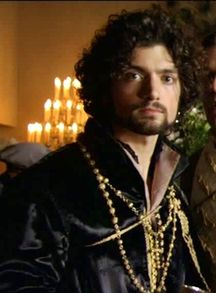 Marc Smeaton, The Tudors.