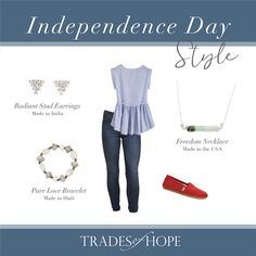 Trades of Hope Style USA :) <3 This! hopedealer  bethechange