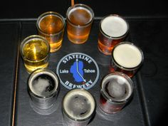 Stateline Brewery - casual place with good food for a fun wedding lunch!