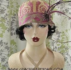 one-of-a-kind original hat designs by milliner Sonia Caceres