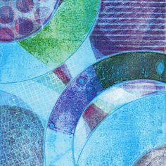 Gelli® Printing Tutorials—5 Fab Techniques Revisited! (Printing with Gelli…