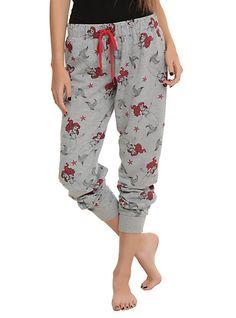 Disney The Little Mermaid Ariel Print Girls Pajama Pants | Hot Topic
