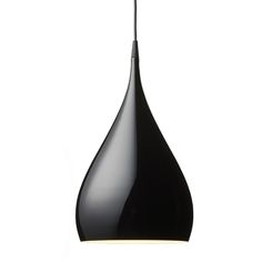 Pendant lamp Spinning Pendant - by Benjamin Hubert for &tradition