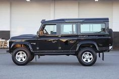 1997 Land Rover Defender 90 Defender 110 Vancouver Greater Vancouver Area image 1